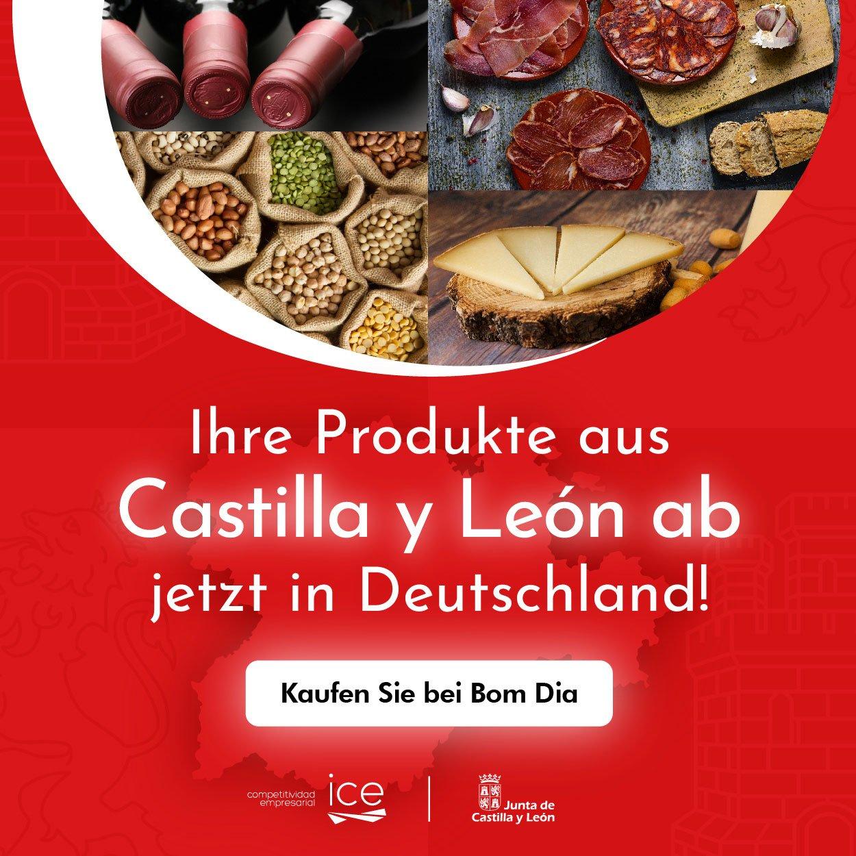 Spezialitäten aus Spanien
