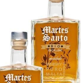 Whiskey Eco 4 Jahre Martes Santo