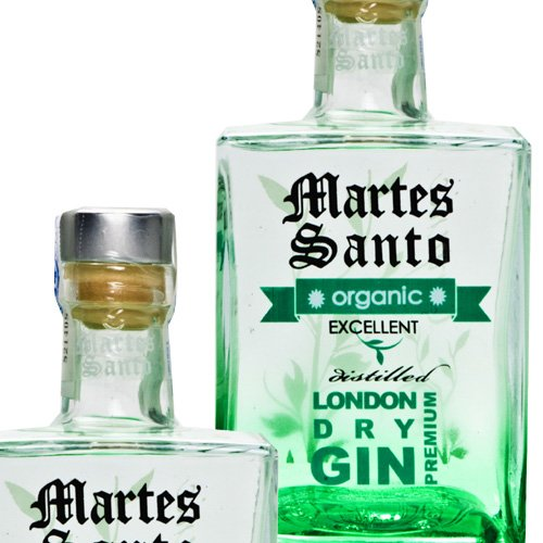 Gin Eco London Dry Martes Santo 0,7l