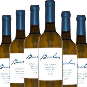 6 Flaschen Angebot Bulas Branco Douro