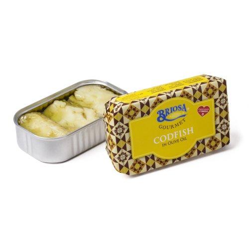 Kabeljau in Olivenöl Briosa Gourmet