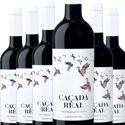 6 Flaschen Angebot Cacada Real Tinto