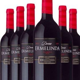 6 Flaschen Angebot Dona Ermelinda Tinto