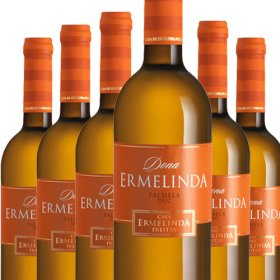 6 Flaschen Angebot Dona Ermelinda Branco DO Palmela