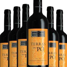 6 Flaschen Angebot Terras do Pó Tinto