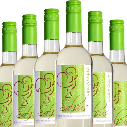 6 Flaschen Angebot Salsus Galo Vinho Verde