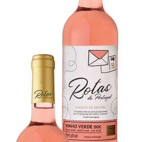 Rotas de Portugal Vinho Verde Rosé