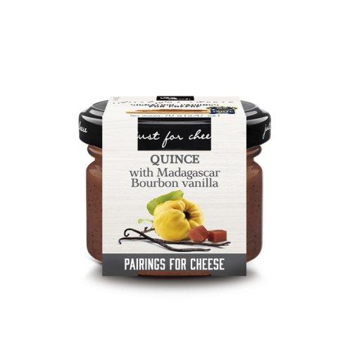 Just for Cheese Quitte mit Madagaskar-Vanille