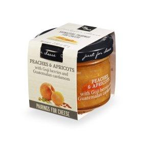 Just for Cheese Pfirsich & Aprikose mit Goji-Beeren