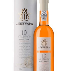 Andresen 10 Years White Port