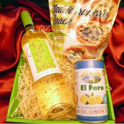 Präsent Vinho Verde 1 - Lieferung in Deutschland