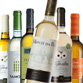 Portugal Weißweine PROBIERPAKET