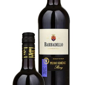 Sherry Barbadillo Pedro Ximenez