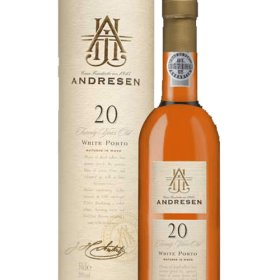 Andresen 20 Y old WHITE Port 0,5 Li