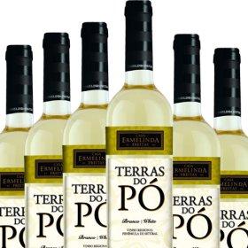6 Flaschen Angebot Terras do Pó Branco