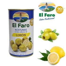 El Faro Oliven mit Zitronenpaste