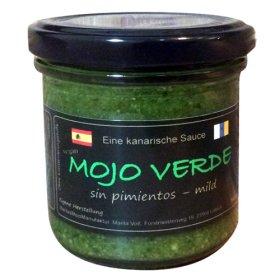 Mojo Verde sin Pimientos 140 g