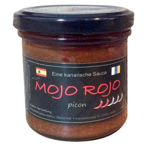 Mojo Rojo Picon 140 g