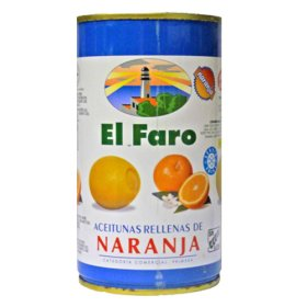 El Faro Oliven Orange 150g netto