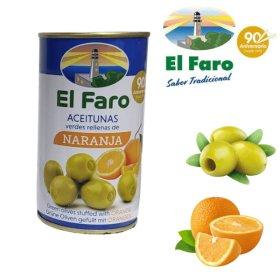 El Faro Oliven mit Orangenpaste