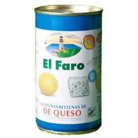 El Faro Oliven mit Käse