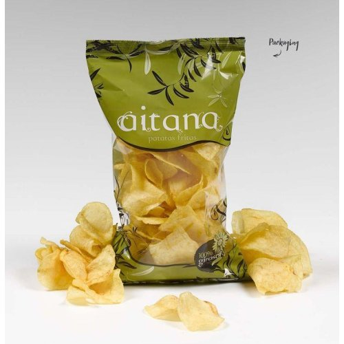 Chips Patatas Aitana 225g