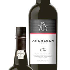 Andresen Fine Ruby Port