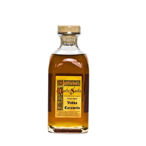 Vodka Caramelo Martes Santo 0,1l