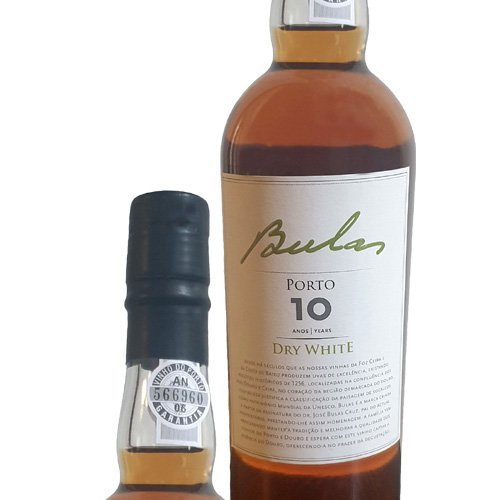 Bulas 10 Years Dry White Port
