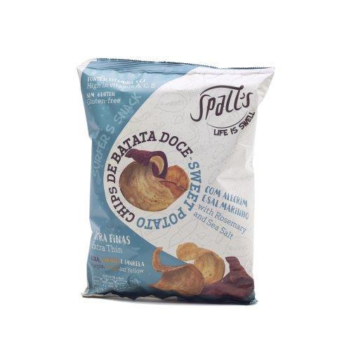 Spalls Süßkartoffelchips
