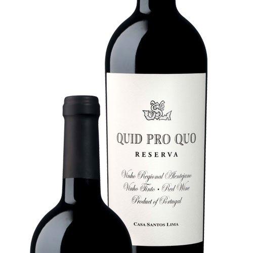 Quid pro Quo Reserva Tinto