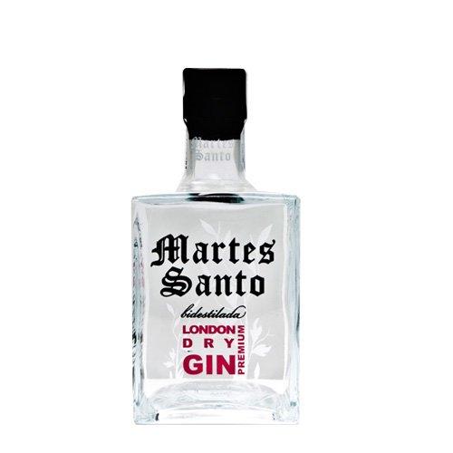 Gin London Dry Bidestilada Martes Santo 0,1l