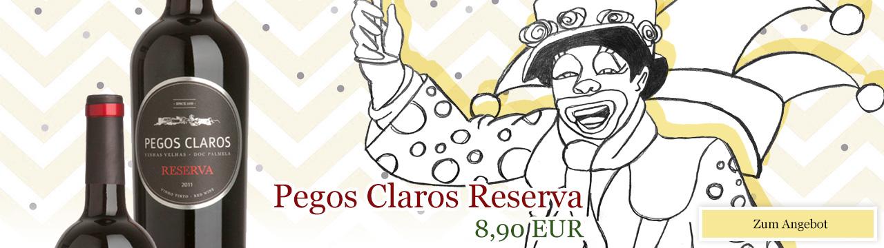 Pegos Claros Reserva DOC Palmela
