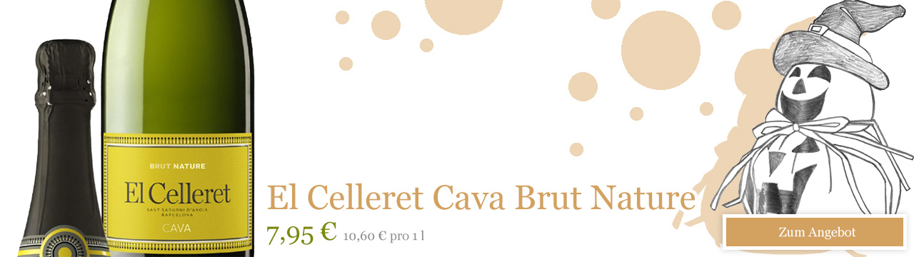 El Celleret Cava Brut Nature